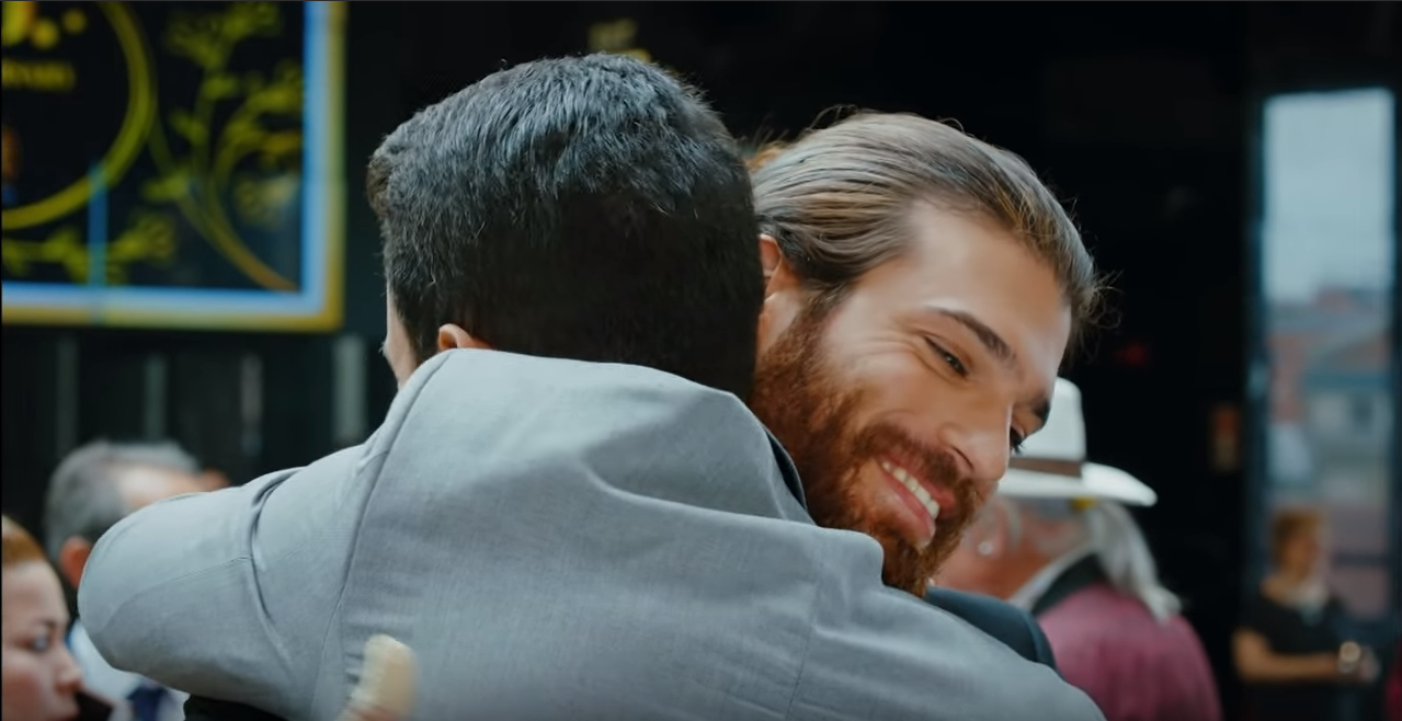 "Touched by an Angel"": Jan 2019, Can Divit – Erkenci Kus"