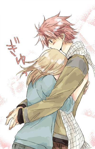 """Ich dachte einfach nicht nach und umarmte Natsu, heulte mich an seiner Brust aus und flüsterte die ganze Zeit:,,ich habe dich so vermisst"""" ich wiederholte es immer und immer wieder, ohne das ich ein Wort verstand das ich gerade sagte"""