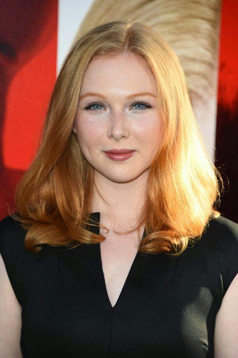 Molly é uma atriz de origem irlandesa que nasceu dia 8 de outubro de 1993 (24 anos) em Texarkana nos Estados Unidos
