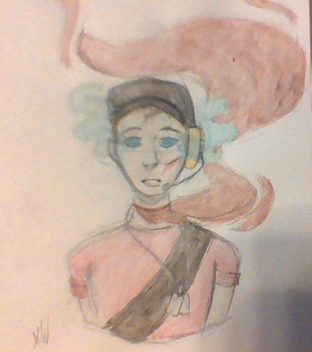 The image quality is really bad, I know, but regardless, I'm ridiculously proud of the piece itself