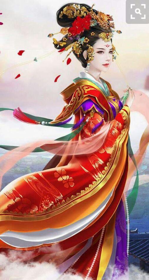 Right Empress Jiao Ao Hwan