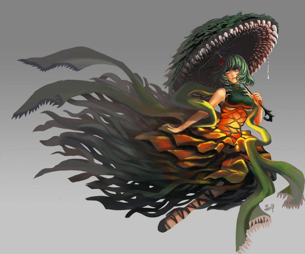 Colossal Love - Female Humanoid Kaijus X Male Humanoid Kaiju Reader