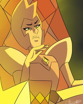 female character x male reader inserts yellow diamond x male