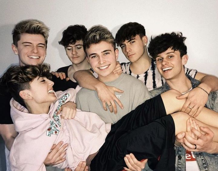 roadtriptvlove my boys -brooklyn🙊[ tagged: aaronmellol ]aaronmellol, officialsoph and 52,782 others liked