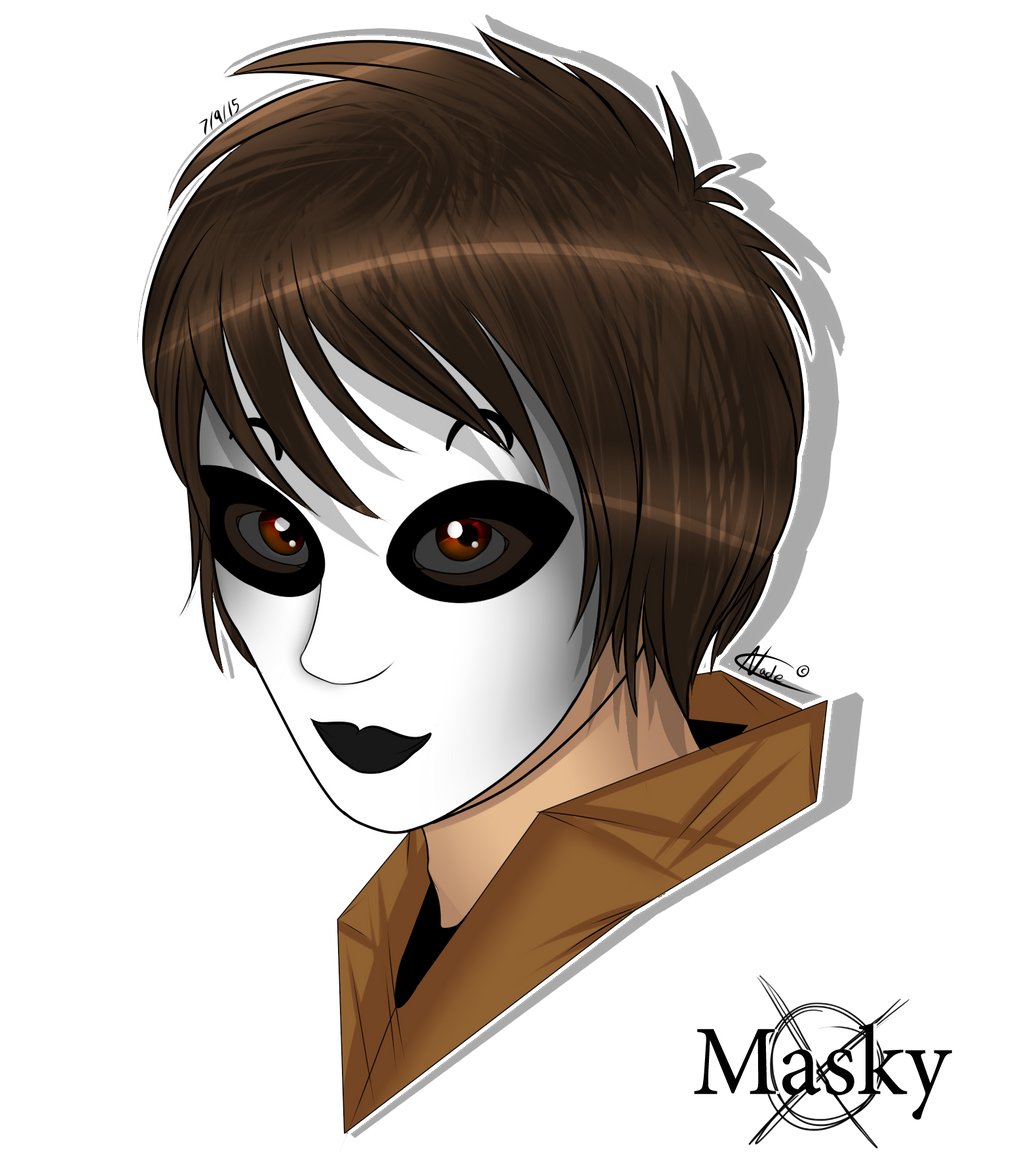 Creepypasta Oneshot Book~ (~Requests allowed~) - ~Masky the