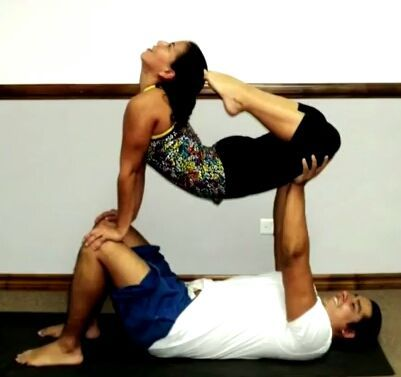 25 best looking for yoga challenge poses de yoga de dos