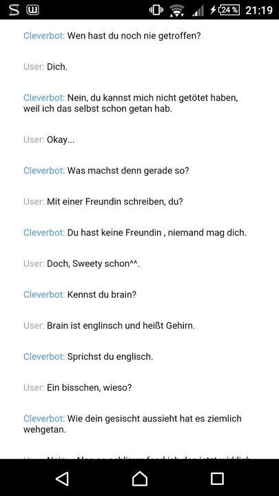 was machst du gerade englisch
