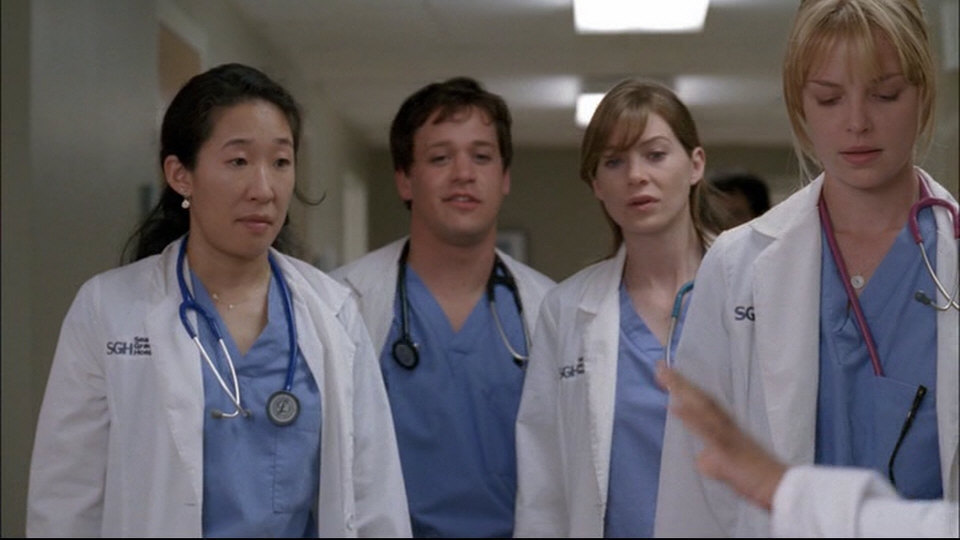 Greys Anatomy Life Lessons Monologues Season1 Ep1 A Hard