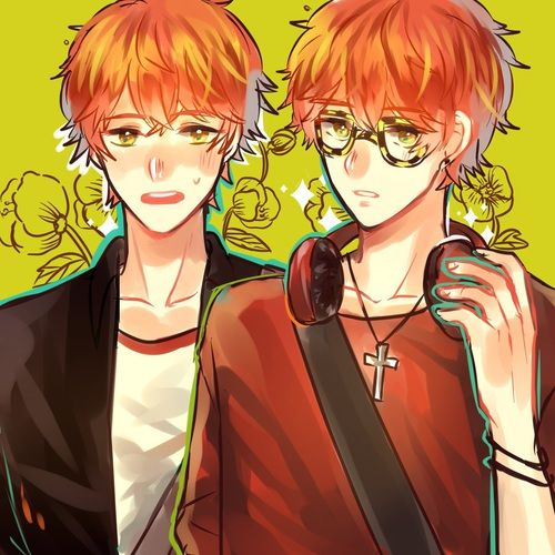 Mystic Messenger x Reader (BOOK 3) (ENDED) - Middle of Twins (707