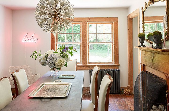 Diego:You liked your dining room, it was against a huge window looking over the city