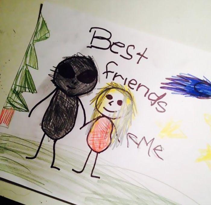 -Best friends