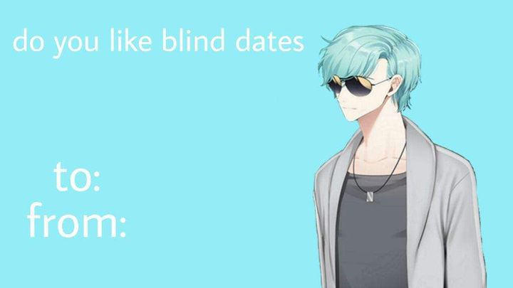 Mystic Messenger Valentine S Day Cards V Wattpad