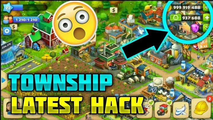 Township Mod APK 6 7 0 HACK [Unlimited Money, Cash, Coins