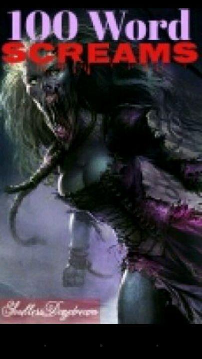 100 Words Scream by SoullessDaydream