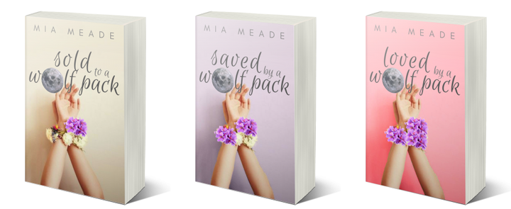 ♥ Sold to a Wolf Pack (Saffron, Book 1) | Completed, Edited ♥