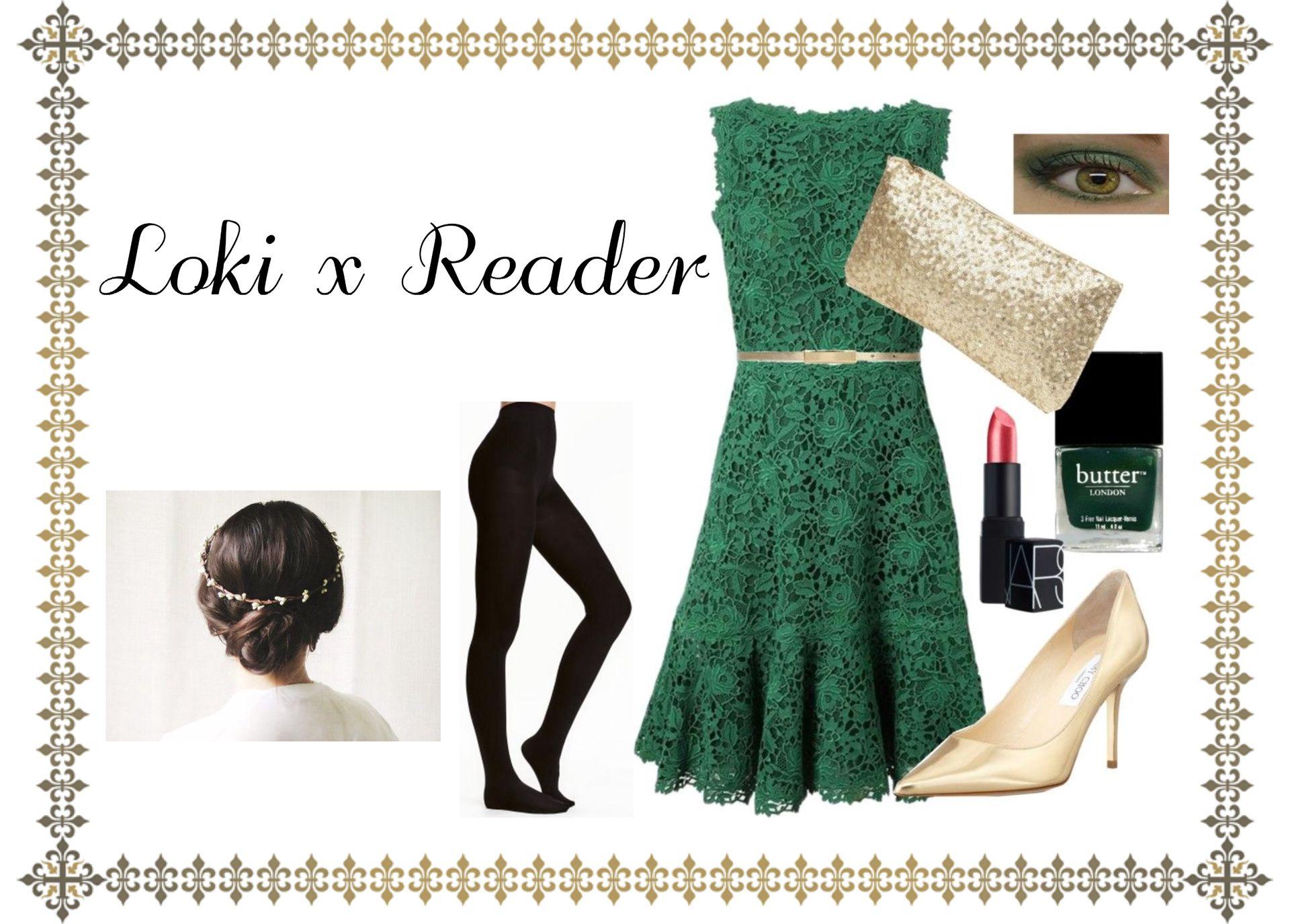 Random Characters x Reader Oneshots (Completed) - Entertain me- Loki