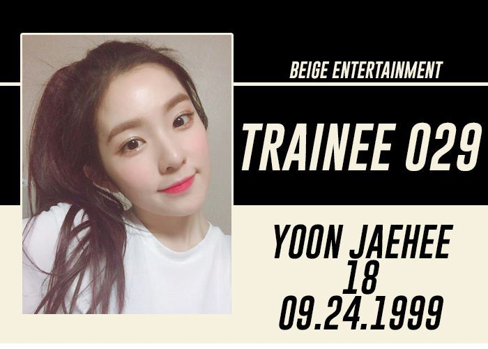 FULL NAME: Yoon Jaehee