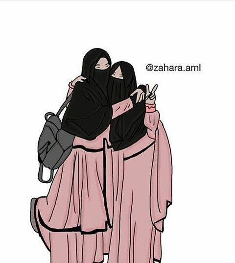 Gambar Muslimah Sahabat Wattpad