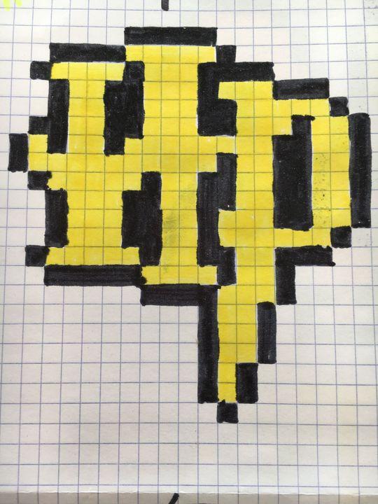 Photos De Pixel Art Harry Potter