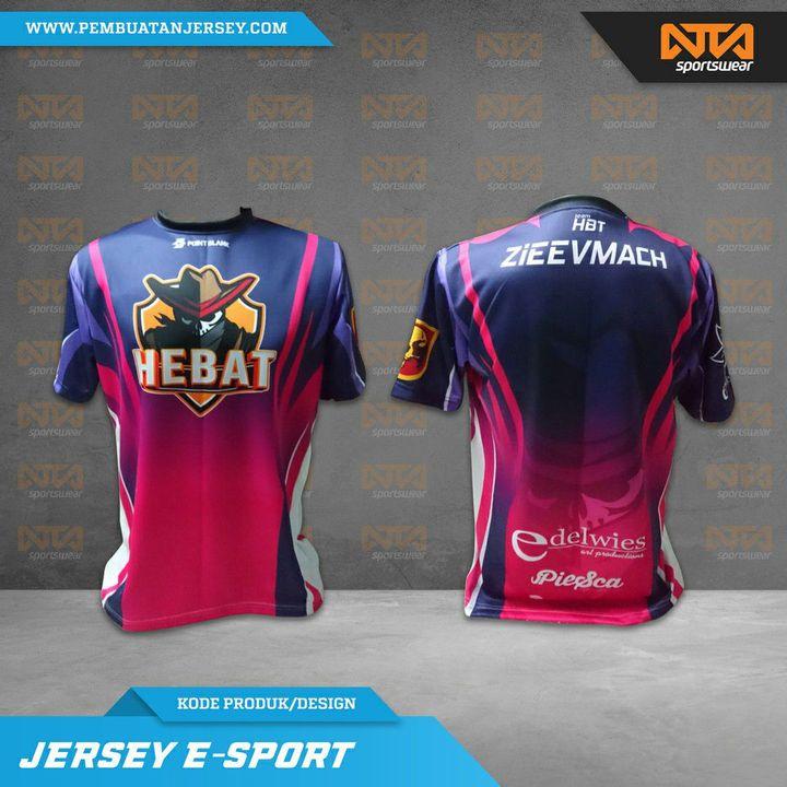 0821 2295 6621 Tsel Jasa Pembuatan Jersey Esport Design