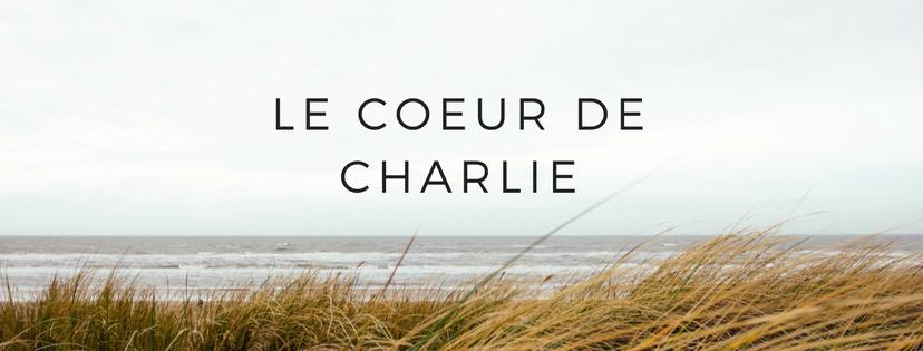 Bienvenue sur ma nouvelle histoire « Le cœur de Charlie »