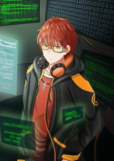 Mystic Messenger x Reader (BOOK 2) (ENDED) - Hacker 2 0 (707/Luciel
