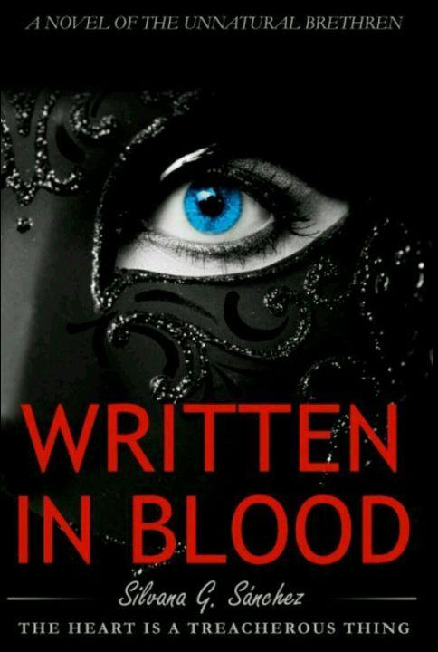 Written in Blood by silvana_md
