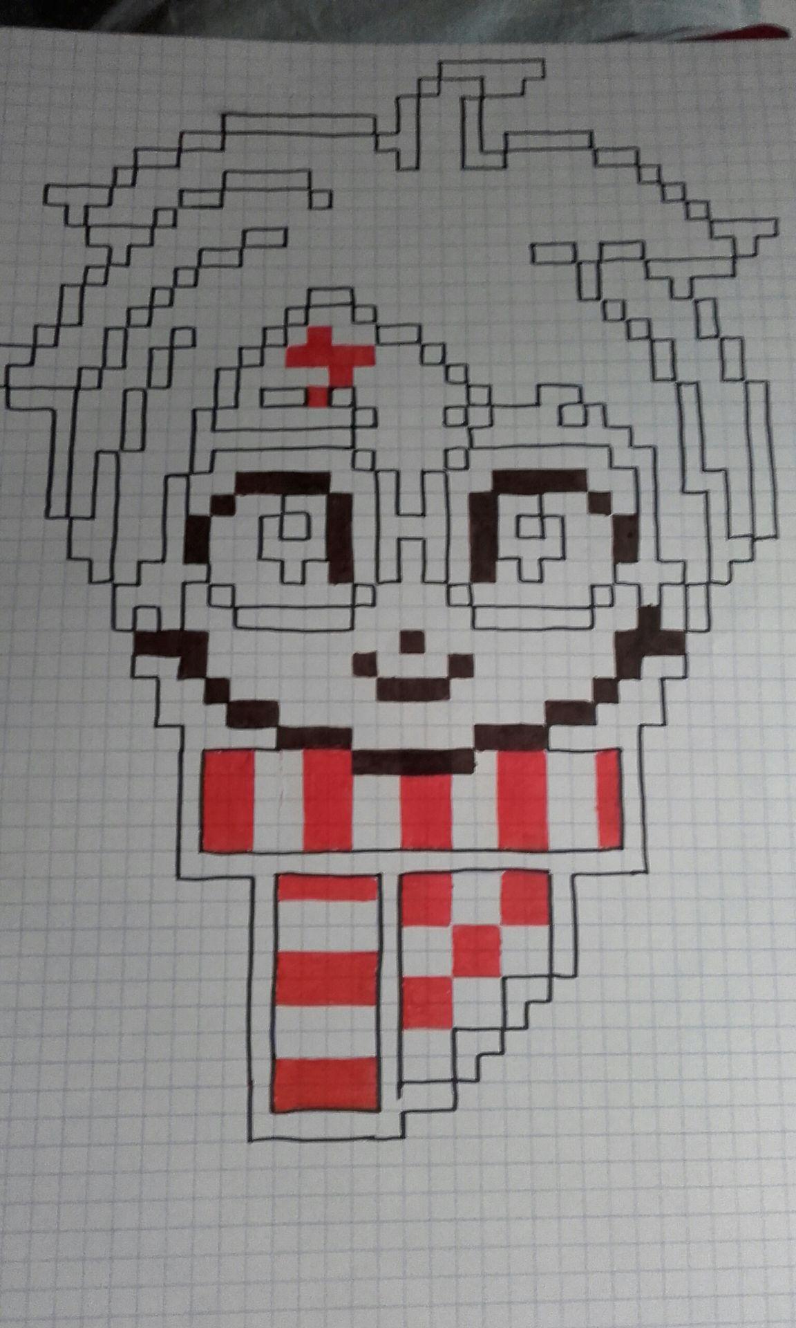 Pixel Art Terminé Harry Potter Wattpad