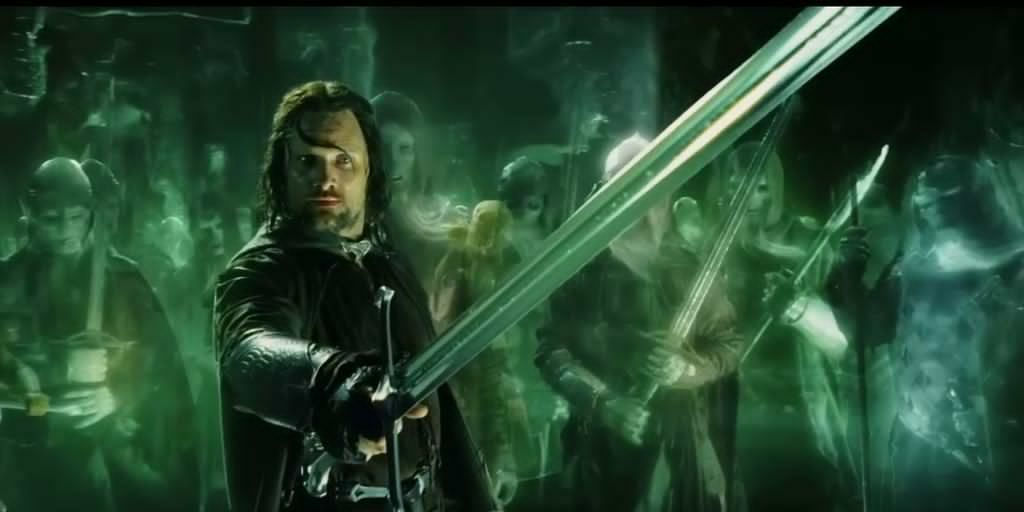 Lisdt Lord Of The Ring Film