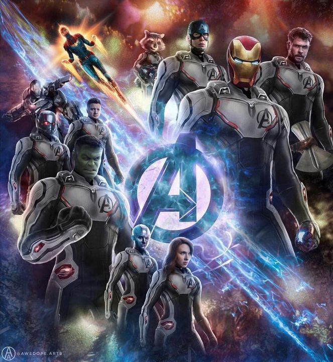 Hd Movie Avengers Endgame 2019 Full Movie Watch Online And Free