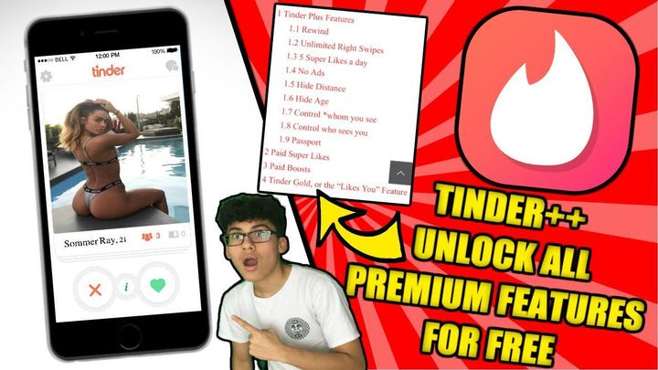 Tinder plus jailbreak hack