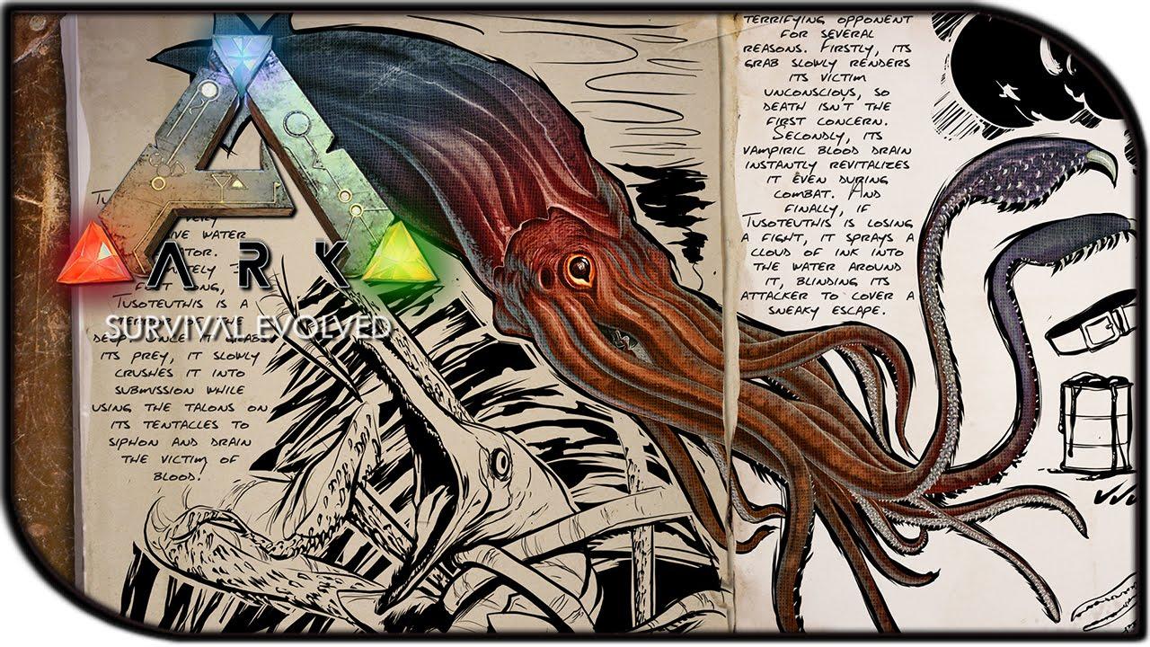 Tusoteuthis Vampyrus - Wattpad