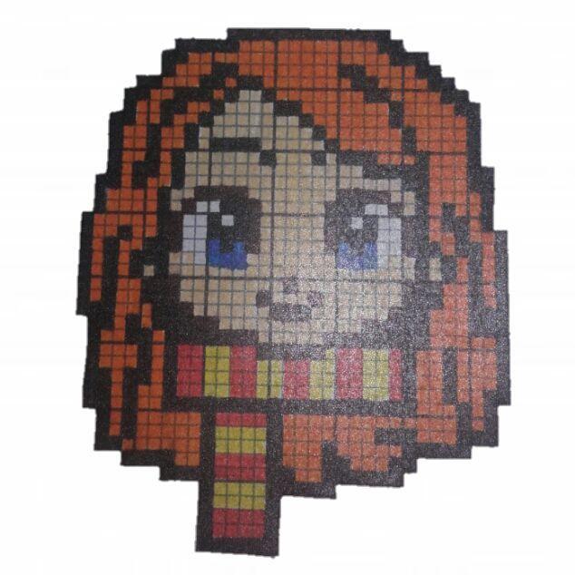 Pixel Art Terminé Hp 2 Wattpad