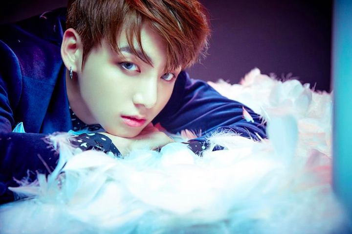 Kpop Pictures Bts Jungkook Blood Sweat And Tears Photoshoot