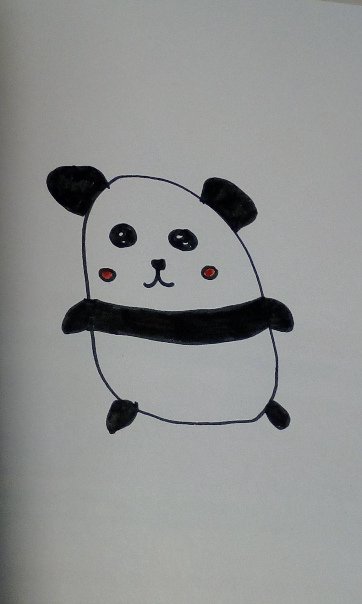 Mon Artbook Kawaii Panda Kawaii Wattpad