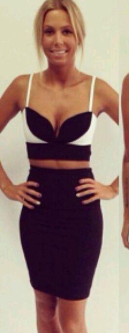 Sabrina wore