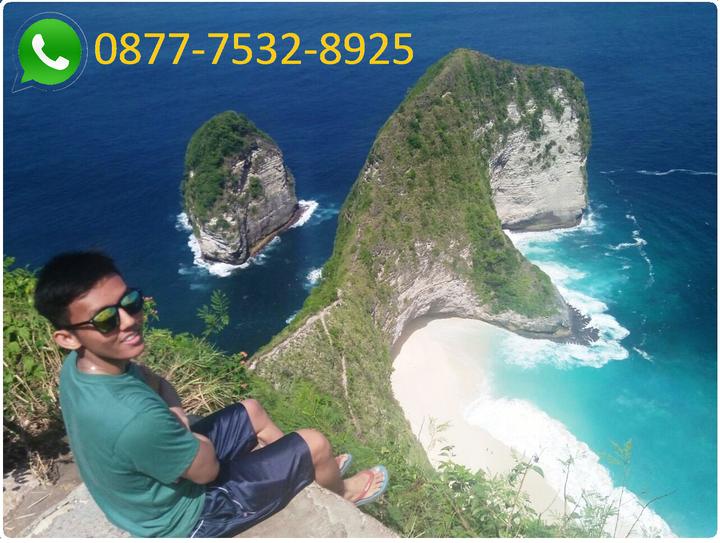 Private tour Nusa Penida WA:0877-7532-8925kali ini bersama saya nusa penida travel guide anda Komang dengan beberapa target tempat wisata menarik di Nusa Penida yang tidak jauh dari suasana keindahan laut dan pantai serta tebing di pulau yang m...