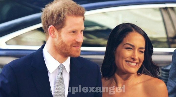 Prince Harry Confirms He Is Dating Nikki Bella as He Defends Her from Sexist Abuse