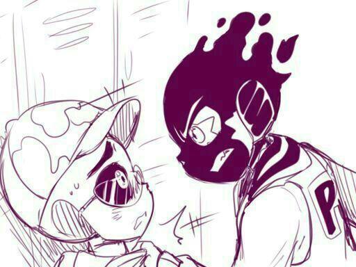 AU Undertale One-Shots 2 - Jock! Paperjam x Shy! Cute