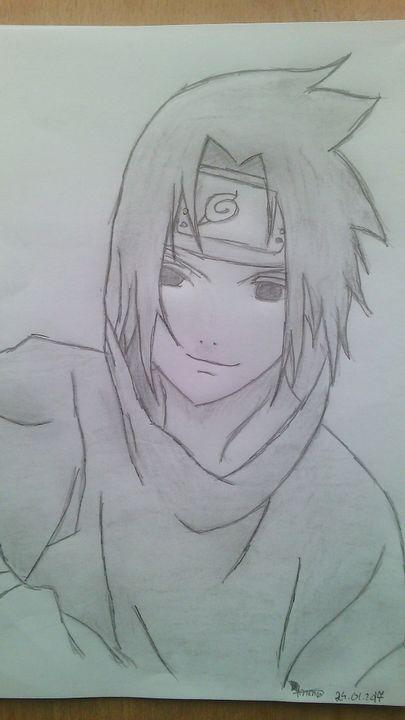 Desene In Creion Sasuke Wattpad