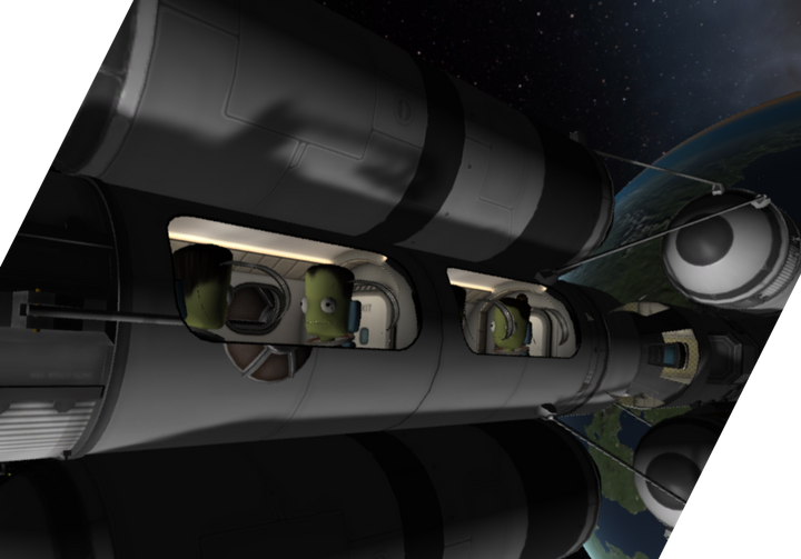 Orbital Negligence - DSA 6: Mun Landing Part 1 - Wattpad
