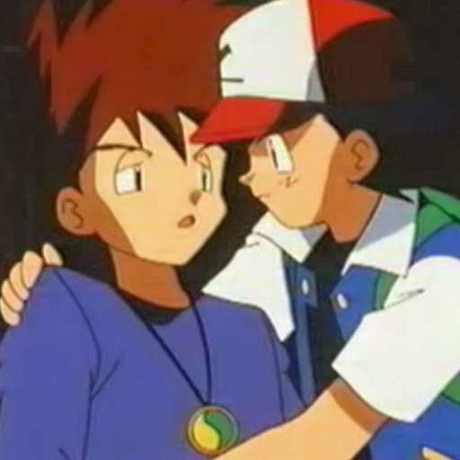 Pokemon Ash X Gary Fan Fiction Images | Pokemon Images