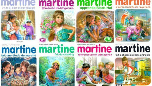 Petits Cliches Destructures Critiquons Martine La Tartine