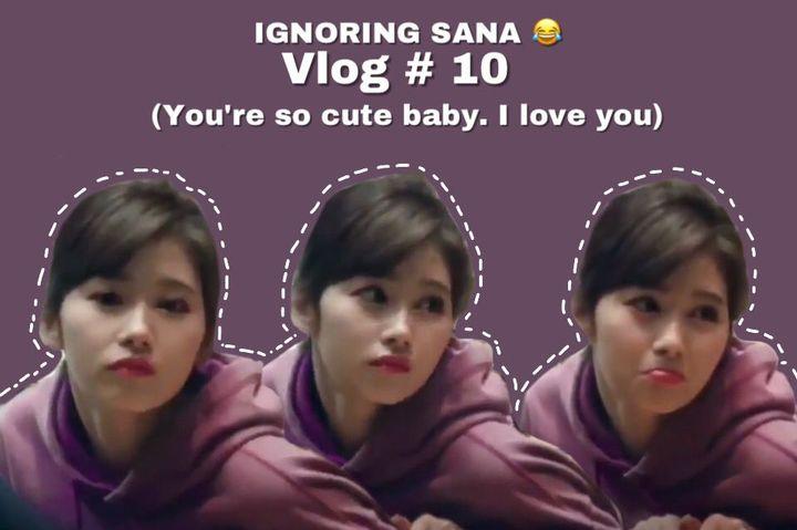 SaTzu Vlogs - Vlog #10 : Ignoring my girlfriend (she cried