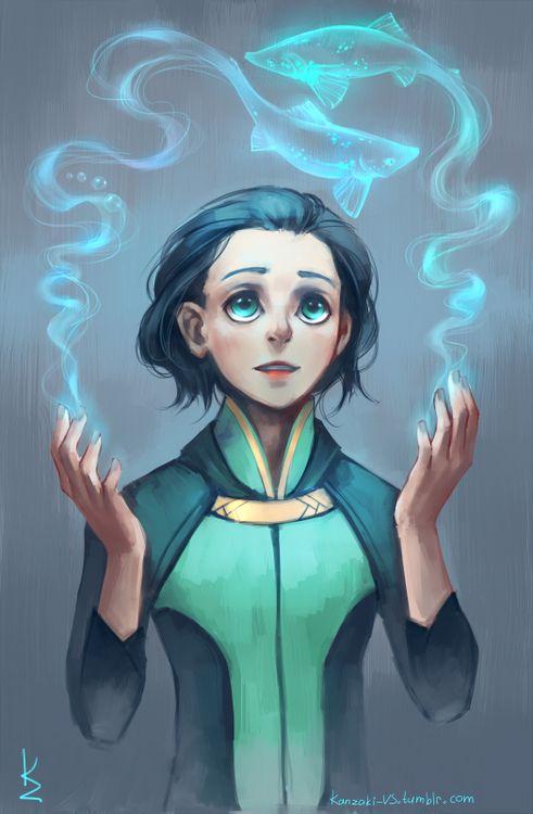 The Frost Girl (Loki FF) - Part 3 - Wattpad