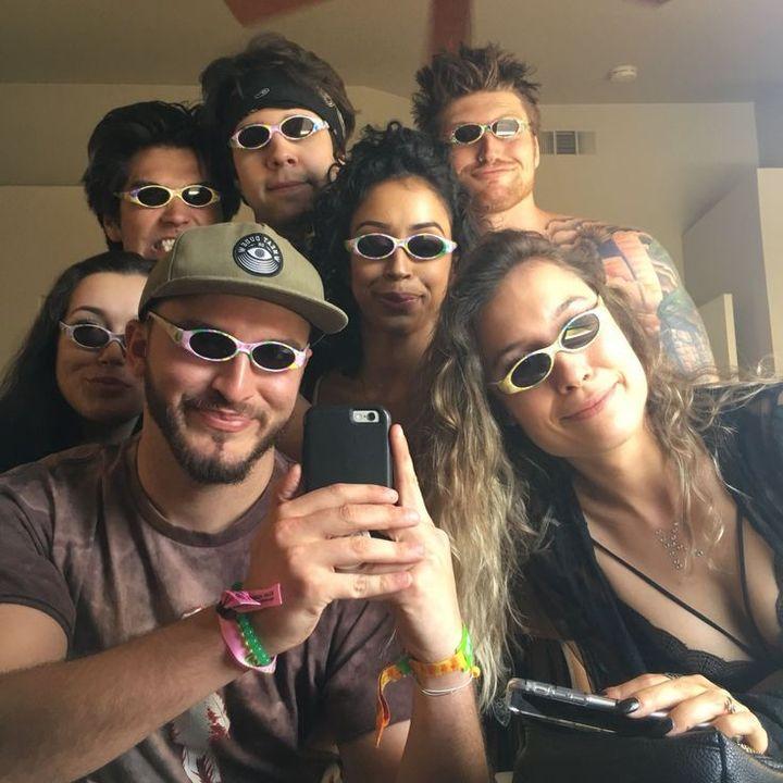The Vlog SquadasThemselves