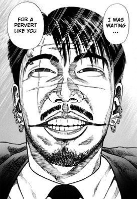 [Kakihara, movie adaption]