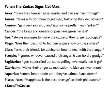 ✧CreepyPasta Zodiac Signs✧ - The Consequences the CP face when