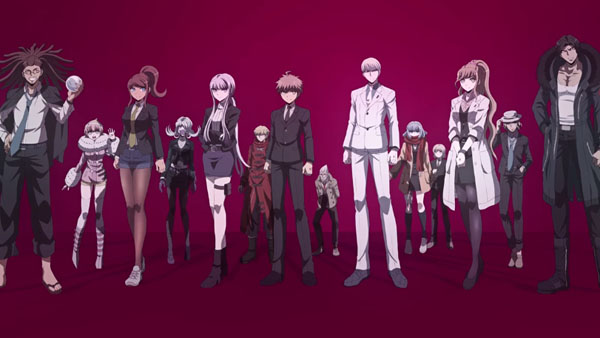 Always By Your Side (Dangan Ronpa Naegi X Kirigiri Fanfiction