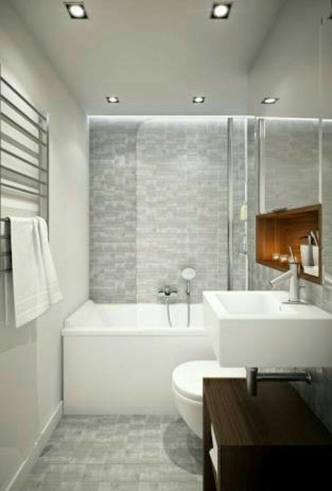 Banheiro da casa